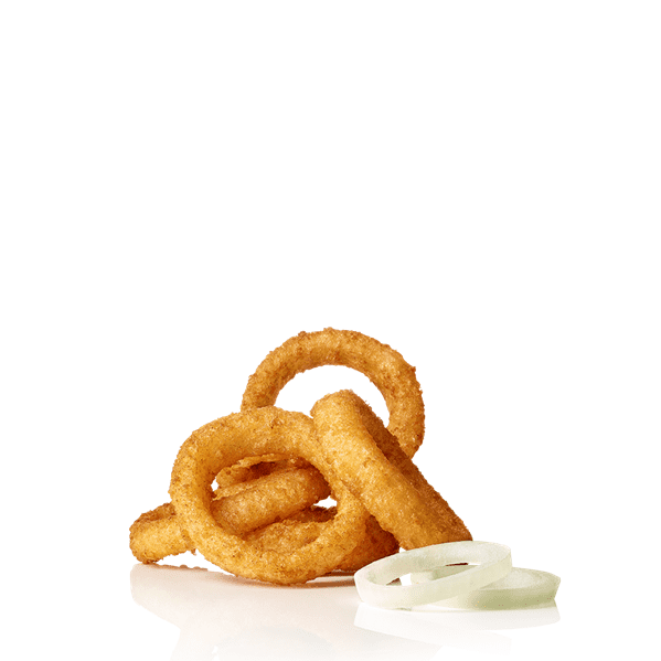 Beer Battered Onion Rings Thin Cut