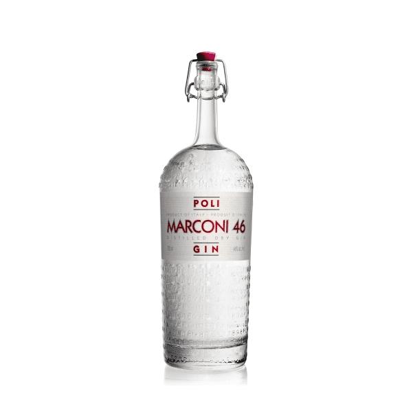 Gin Marconi 46 700ml - Poli
