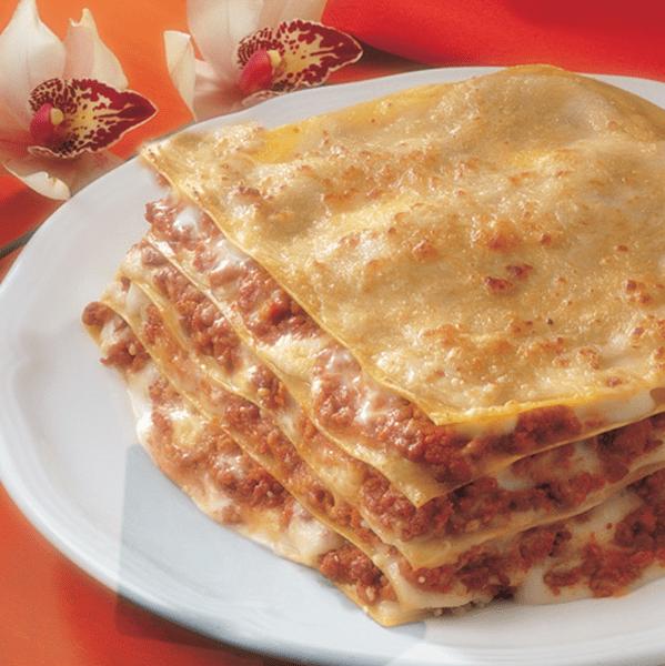Lasagne alla bolognese - Surgital