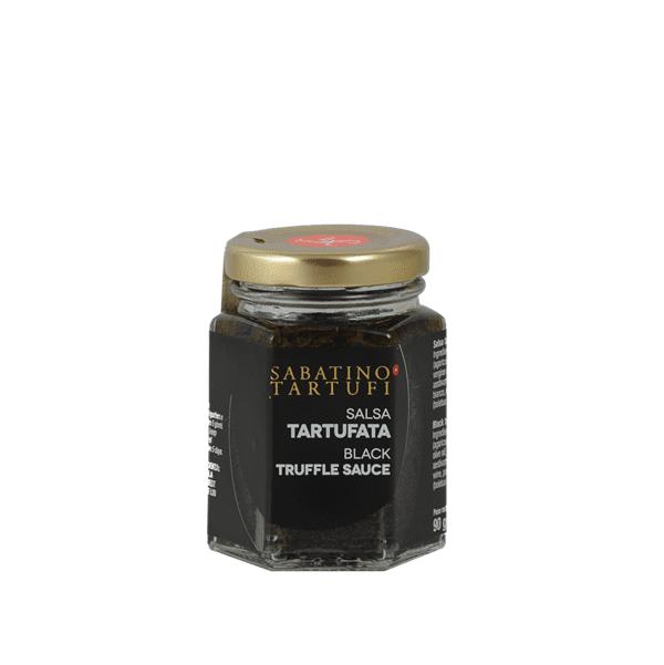 Salsa al tartufo nero 90g - Sabatino Tartufi