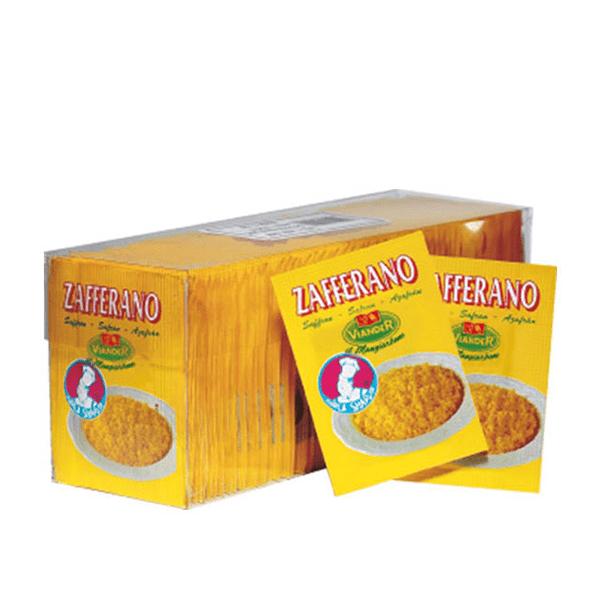 Zafferano in polvere in bustine 100x12g - Viander