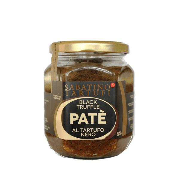 Patè al tartufo nero 500g - Sabatino Tartufi