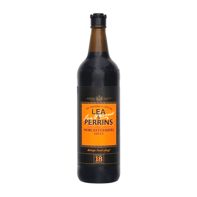 Salsa Worcestershire 568ml - Lea & Perrins