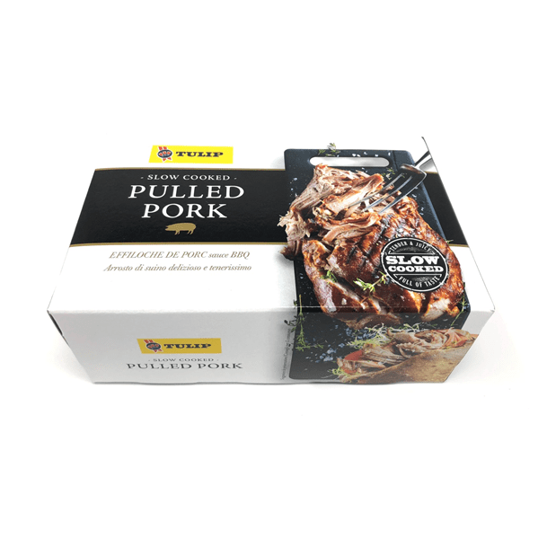 Pulled Pork 500g - Tulip