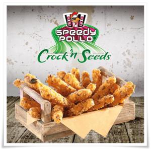 Speedy pollo Crock'n seeds Sadia