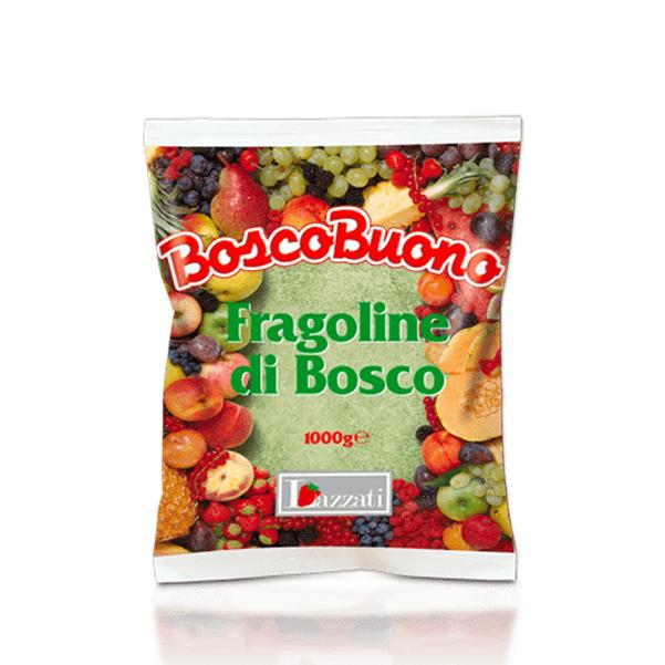Fragoline di bosco sg. 1 kg - BoscoBuono
