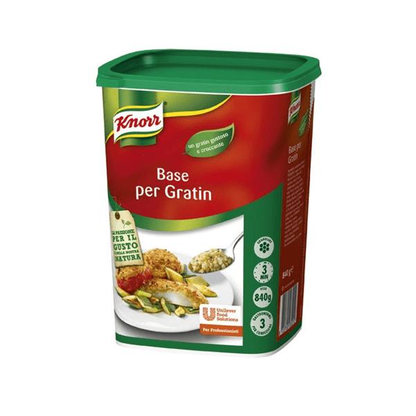 Base per gratin granulare 840g - Knorr