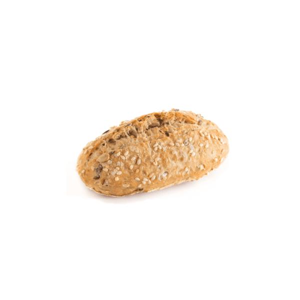 Bocconcino di pane ai cereali al lievito madre cg. 40g - Agritech