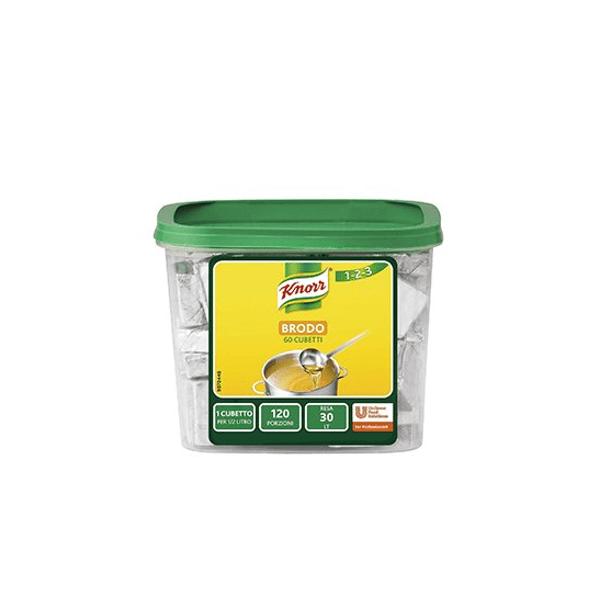 Brodo 60 cubetti - Knorr