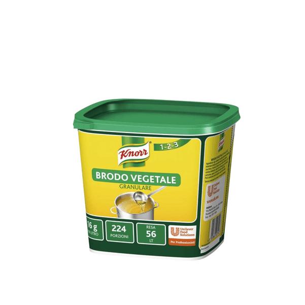 Brodo Vegetale granulare 900g - Knorr