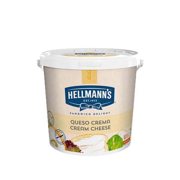 Cream Cheese 1,5 kg - Hellmann's