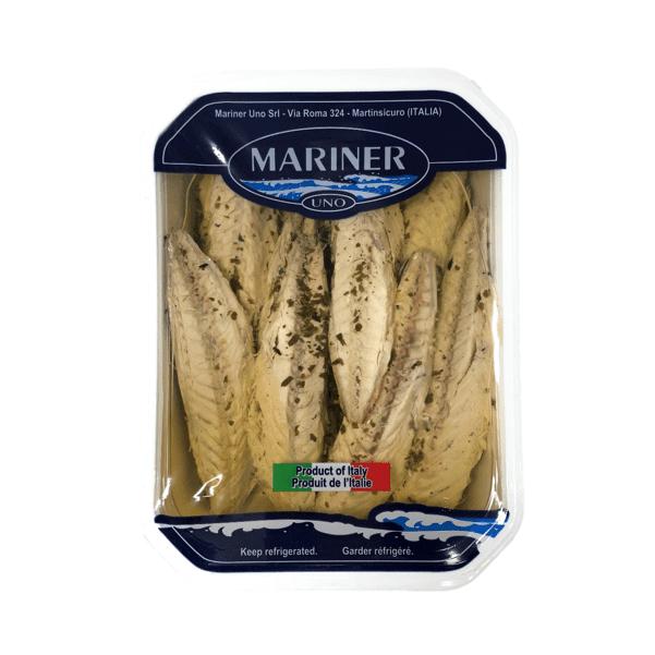 Filetti di sgombro marinato 2 kg - Mariner Uno