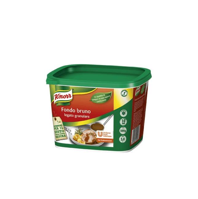 Fondo Bruno legato granulare 500g - Knorr