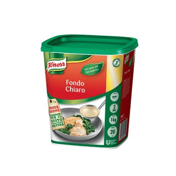 Fondo Chiaro in pasta 1 kg - Knorr