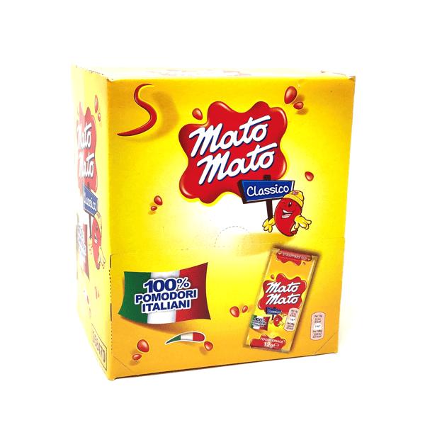 Ketchup monoporzione MatoMato 200 x 12g - Kraft