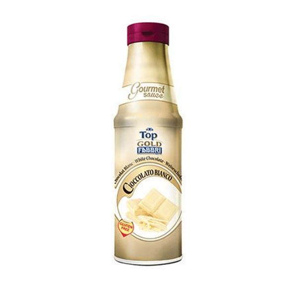 Topping Gold Cioccolato Bianco 800g - Fabbri