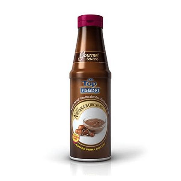 Topping Nocciola e Cioccolato 950g - Fabbri