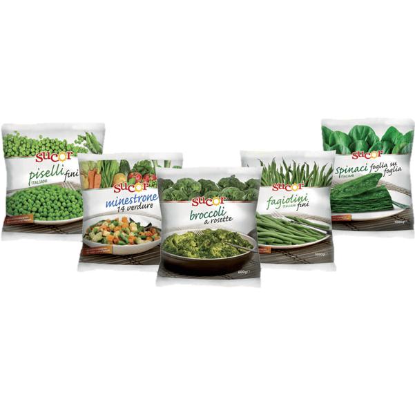 Verdure cg Sucor