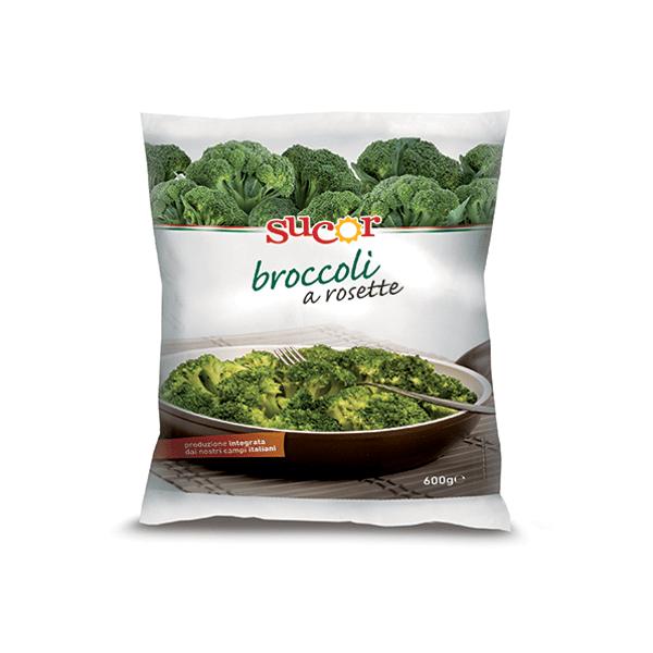 Broccoli a rosette cg. 600g - Sucor