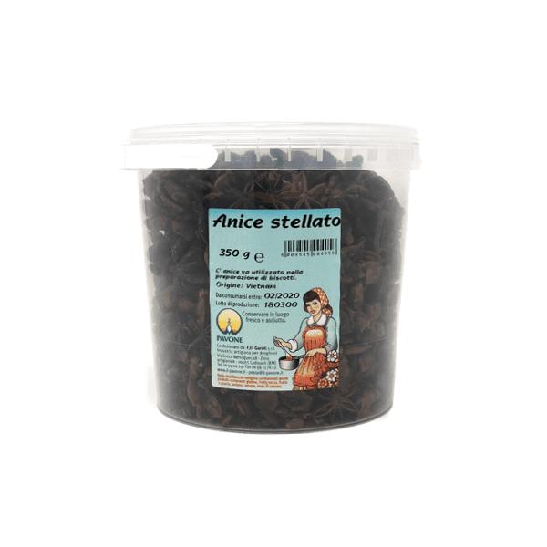 Anice stellato 350g - Pavone