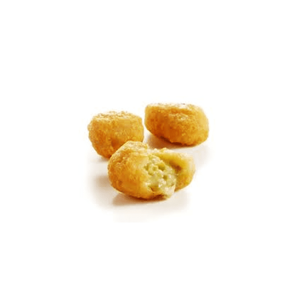Chili Cheddar Cheese Nuggets 1 kg - Aviko