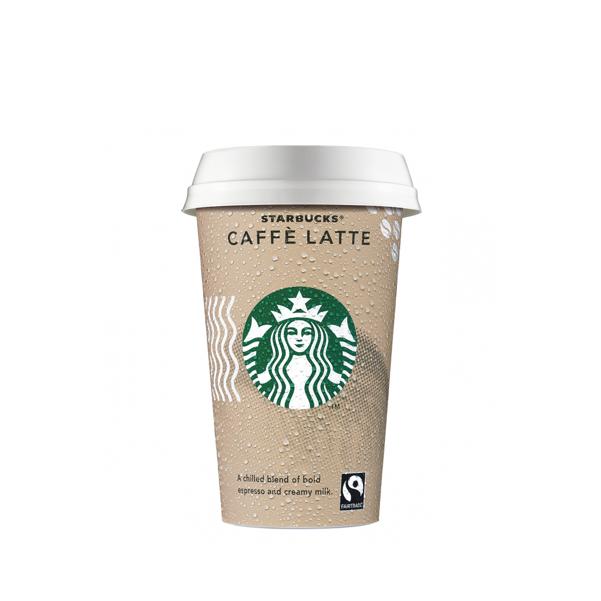 Cup Caffè Latte 220ml - Starbucks