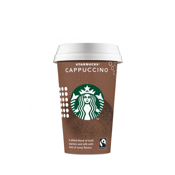 Cup Cappuccino Starbucks