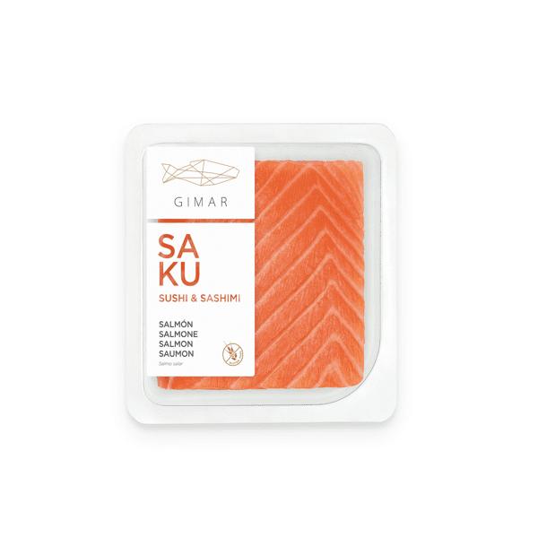 Saku di Salmone 140g - Gimar