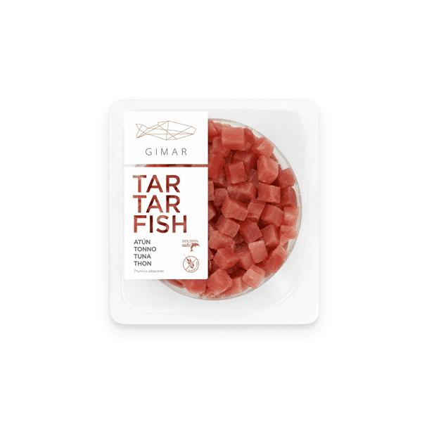 Tartar Fish Tonno 100g - Gimar