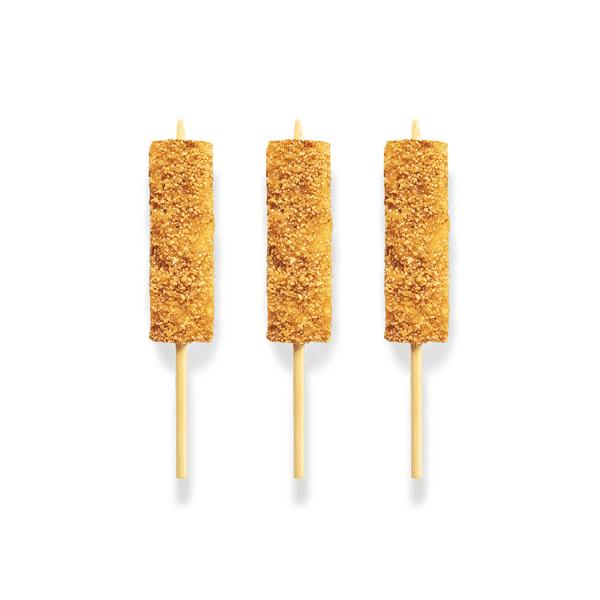 Mini arrosticini di totano gratinati paprika e peperoncino cg. 1kg - Marepiù