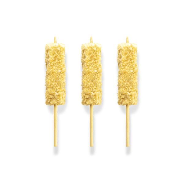 Mini arrosticini di totano gratinati sesamo e curry cg. 1kg - Marepiù