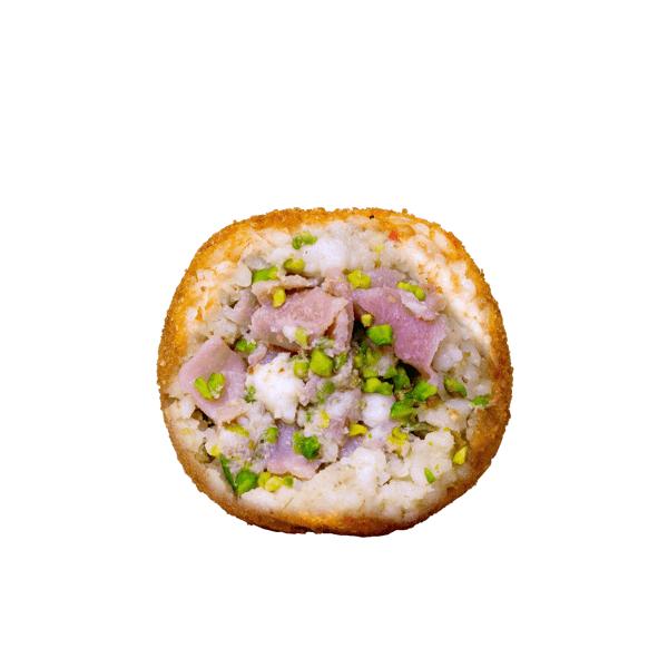 Arancina siciliana al pistacchio cg