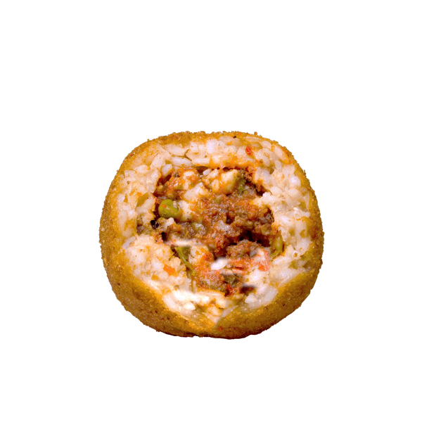 Arancina siciliana al ragù cg